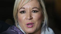 She was speaking at the start of the Republican party's Ard Fheis in Dublin on Friday evening
