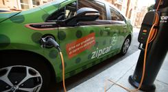 The ESB operates a network of 1,200 charge points for electric vehicles, 300 of which are in Northern Ireland