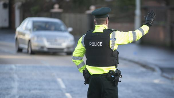 PSNI's Deputy Chief Constable Drew Harris said any border infrastructures would give terror groups a further rallying call to drive recruitment