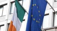 Changes to trading relations post Brexit threaten to hit export demand and disrupt supply chains, according to the bank's latest assessment of the Irish economy