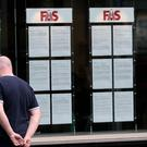 Unemployment figures are continuing to fall