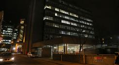 Apollo House, an unused office block in Dublin, was occupied in protest over the issue of homelessness a year ago