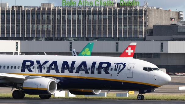 Strike suspended ahead of talks between Ryanair and pilots, union says