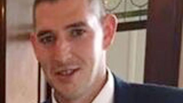Declan Davitt, 26, died with his friend Martin Needham after being swept away in a river in Co Mayo (Family handout/PA)