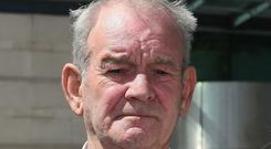 Alan Black suffered 18 gunshot wounds and was the only survivor of the Kingsmill massacre