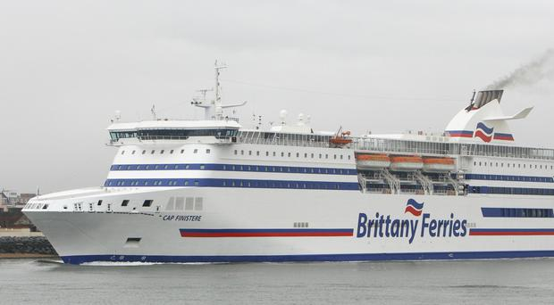 First ferry link between Ireland and Spain
