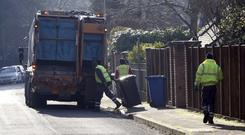 the State's competition watchdog is examining a new complaint of a cartel operating among waste companies in Dublin. Stock image