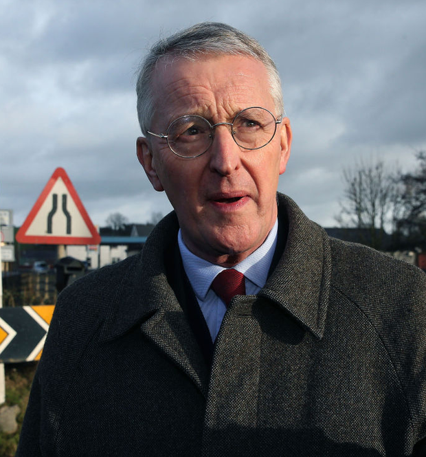 Labour MP Hilary Benn. Photo: PA