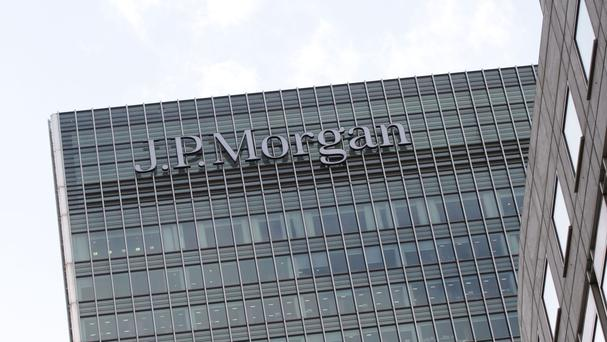 Accounts filed by JP Morgan Bank (Ireland) plc to the Companies Office show that the assets it had under management at the end of December 2016 decreased by 18pc from $335.4bn to $275.6bn