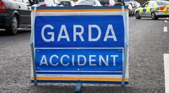 Incident took place on Pearse Street at 6pm