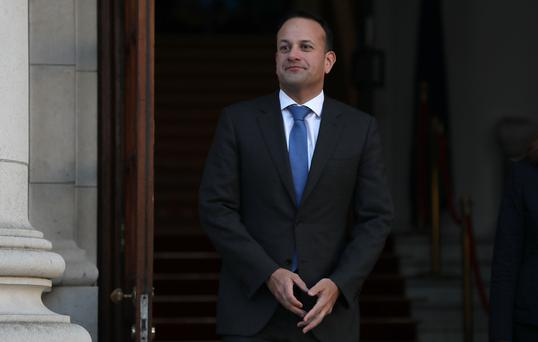 Leo Varadkar begins St Patrick's Day visit to the US