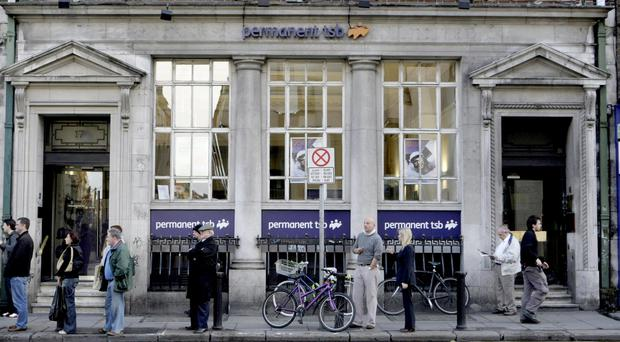 Permanent TSB said it wouldn't have so many problem loans if it was tougher on customers or was driving defaulters out of their homes.