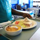 The ban on hot meals has been introduced for patients' safety in several hospitals. Stock Image
