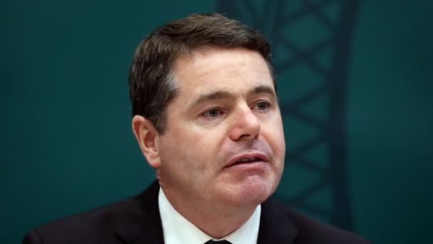 'Finance Minister Paschal Donohoe noted in the Dail recently that his department is considering requests for additional resources, including staff, but that did not involve any further appointments at commissioner level.'