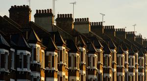 'Property investment fans will argue that there are few alternatives. ' Stock photo: Dominic Lipinski/PA Wire