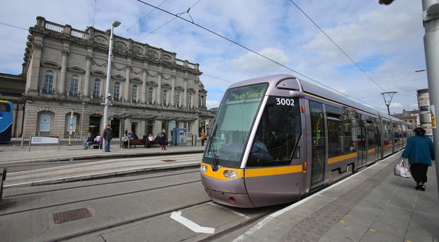 Being close to a Luas stop, rather than a Dart station, leads to greater house price increases in the capital, according to a new analysis of the property market.