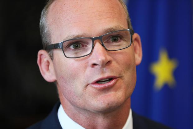 Tánaiste Simon Coveney. Picture: PA