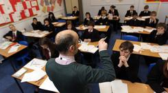 'Growing up in West Kerry, choosing to be a teacher was viewed as a very noble career'. (Stock picture)