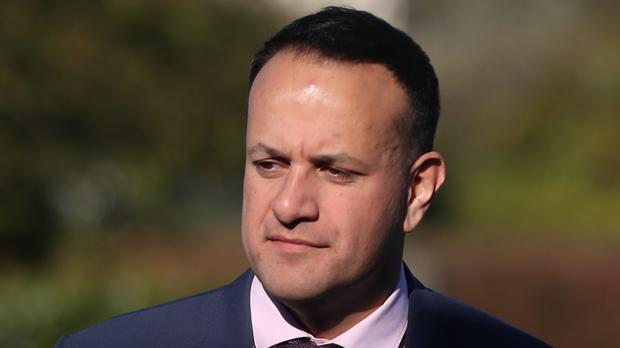 Leo Varadkar has unveiled 'ambitious' plans to double the impact of the country's global footprint (|PA)