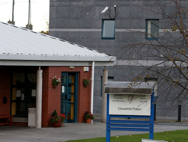 The suspected rapist is on the run from Cloverhill Prison