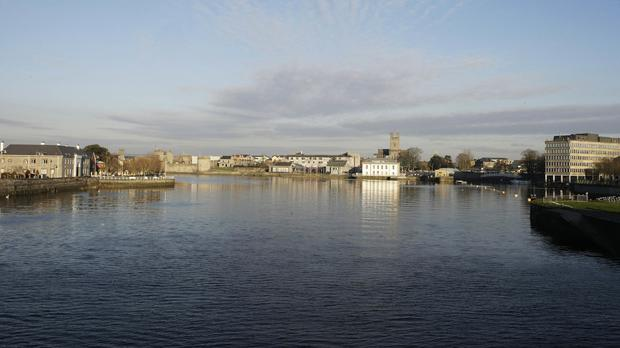 The man drowned in the River Shannon