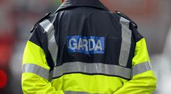 A Garda spokesman said that an internal investigation into the incident has been launched (Niall Carson/PA)