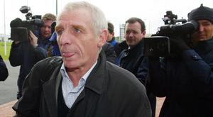 Eamon Dunphy is leaving RTE (PA)