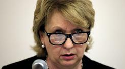 Mary McAleese revealed the alleged attempted cover-up