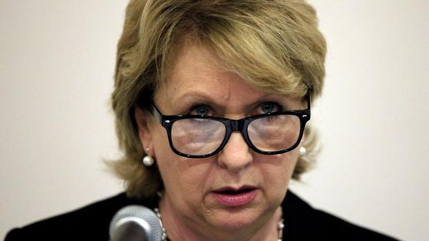 Mary McAleese. Photo: PA