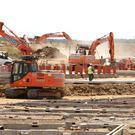 The agency will focus on managing state land to develop new homes and regenerate under-utilised sites (Gareth Fuller/PA)
