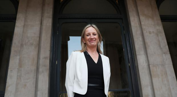 Gemma O'Doherty failed to secure enough county council nominations (Brian Lawless/PA)