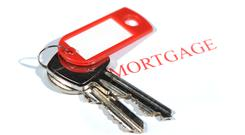 Across all types of borrowers, banks approved a total of 4,185 mortgages last month. Stock Image