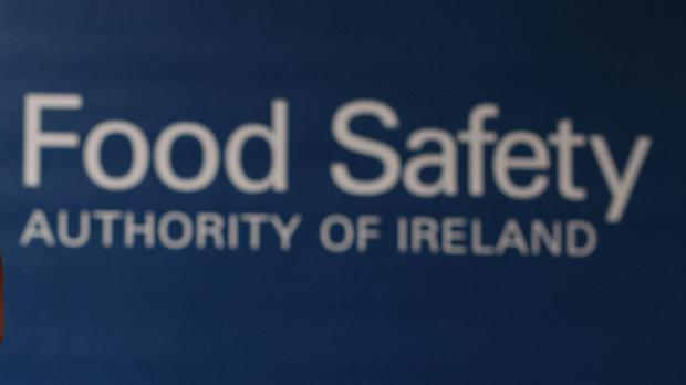 The Food Safety Authority of Ireland. Stock Image: PA