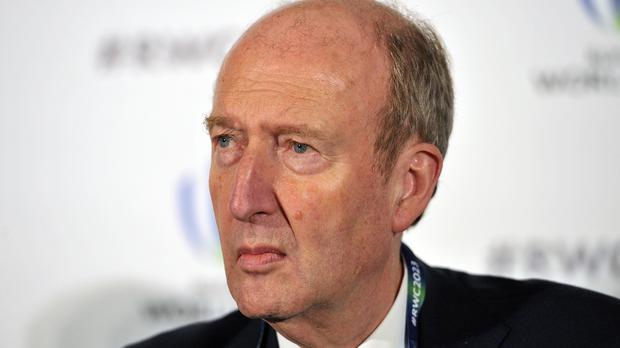 Intense: Tourism Minister Shane Ross negotiated over VAT hike. Photo: Nick Ansell/PA