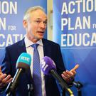Richard Bruton (Brian Lawless/PA)