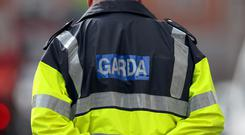 Gardai said the scene has been preserved for technical examination (Niall Carson/PA)