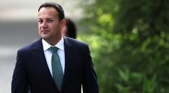 Leo Varadkar. Photo: Brian Lawless/PA