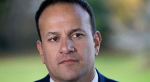 'Since the CervicalCheck scandal first emerged, Mr Varadkar has been on the back foot.' (Tom Honan/PA)