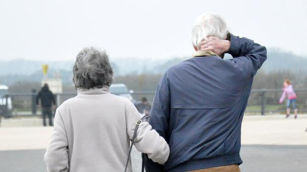 'The number of workers over 65 in Ireland is on the increase' (stock photo)