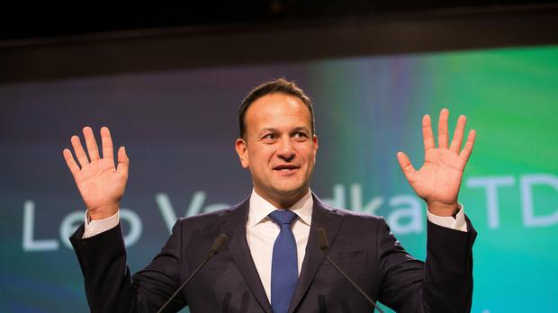 Taoiseach Leo Varadkar said the tax was less about raising money and more about changing behaviour (PA)