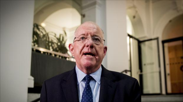 Charlie Flanagan said a new legal services initiative will form a component of the Government's Brexit strategy (Liam McBurney/PA)
