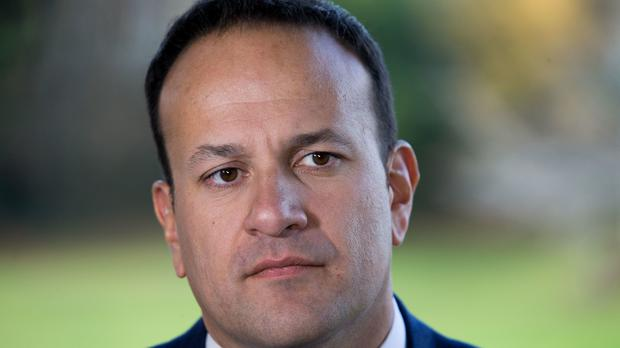 Leo Varadkar has been criticised (Tom Honan/PA)
