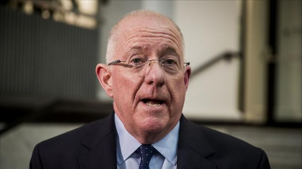Justice Minister Charlie Flanagan said that the scheme is delivering real solutions. Photo: PA