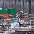 BAM Ireland chief executive said the firm would cooperate if the Government decides to opt out of the contract for the building of the the new National Children's Hospital (Niall Carson/PA Wire)