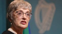 Children's Minister Katherine Zappone. Photo: PA Archive