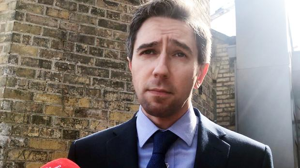 Simon Harris: The Health Minister will say that he 'acted on advice'. Photo: Aoife Moore/PA