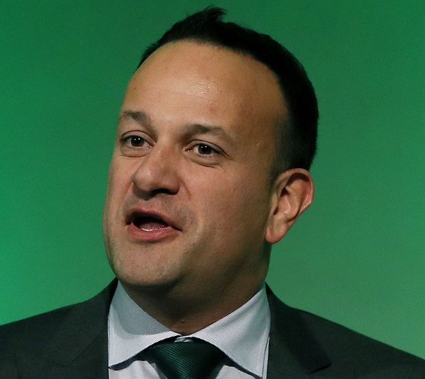 Deeply critical: Taoiseach Leo Varadkar. Photo: PA