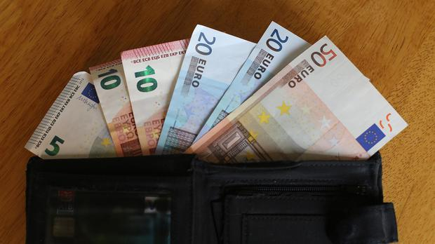 Up to €203 will be provided for nine months for people with 260 or more self-employment PRSI contributions or six months for anyone with less. Stock image