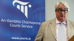 Chief Justice Frank Clarke has said more funding should be available for legal aid in Ireland (PA)