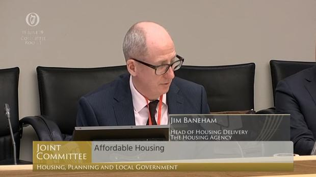 Jim Baneham, head of Housing Delivery (PA)